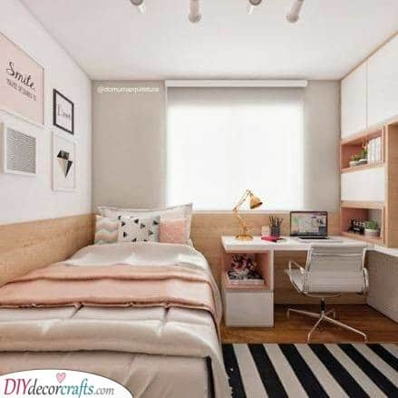 Using Space Wisely - Where to Place Furniture
