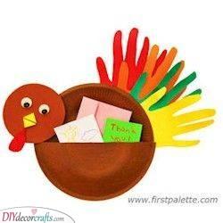 A Pocket Full of Thanks - Turkey Inspired