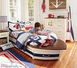 Another Nautical Idea - For Your Toddler Boy