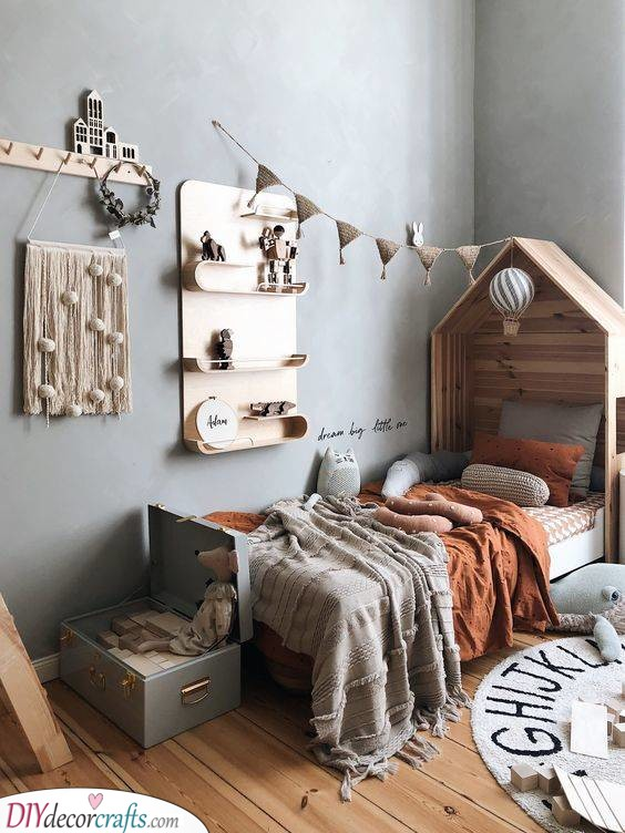 Unique Wall Shelves - Awesome Source of Decor