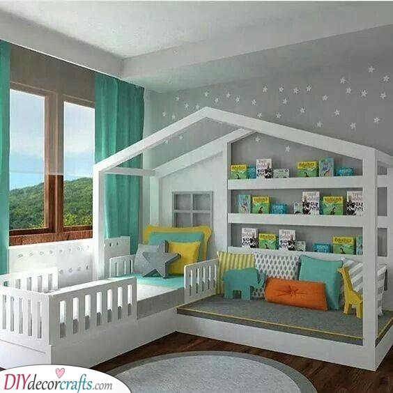 All in One - Unique Furniture for His Room