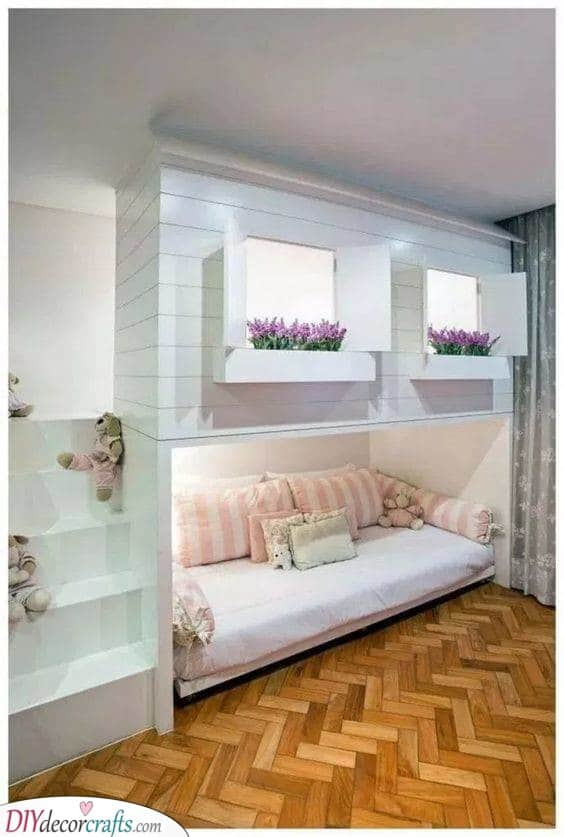 A Cute Cubbyhouse - The Perfect Place