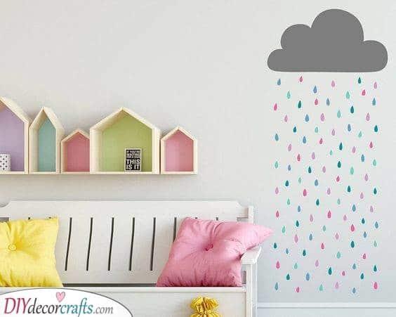 Rainy Days - Fabulous Cloud Ideas