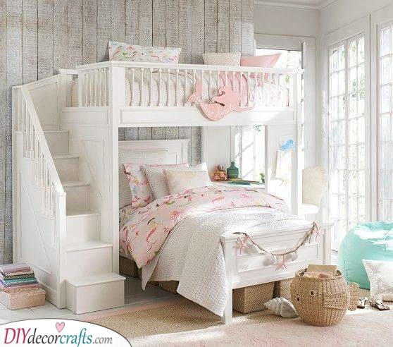 A Fabulous Bunk Bed - Practical and Great