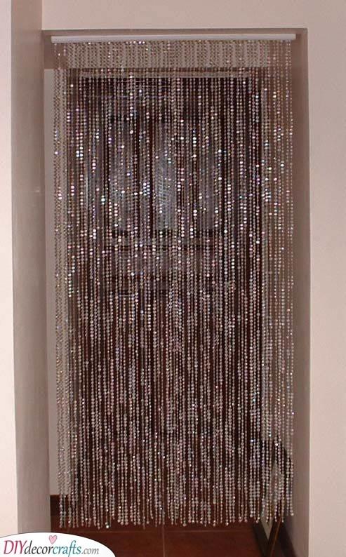 Beaded Curtains - A Groovy Atmosphere