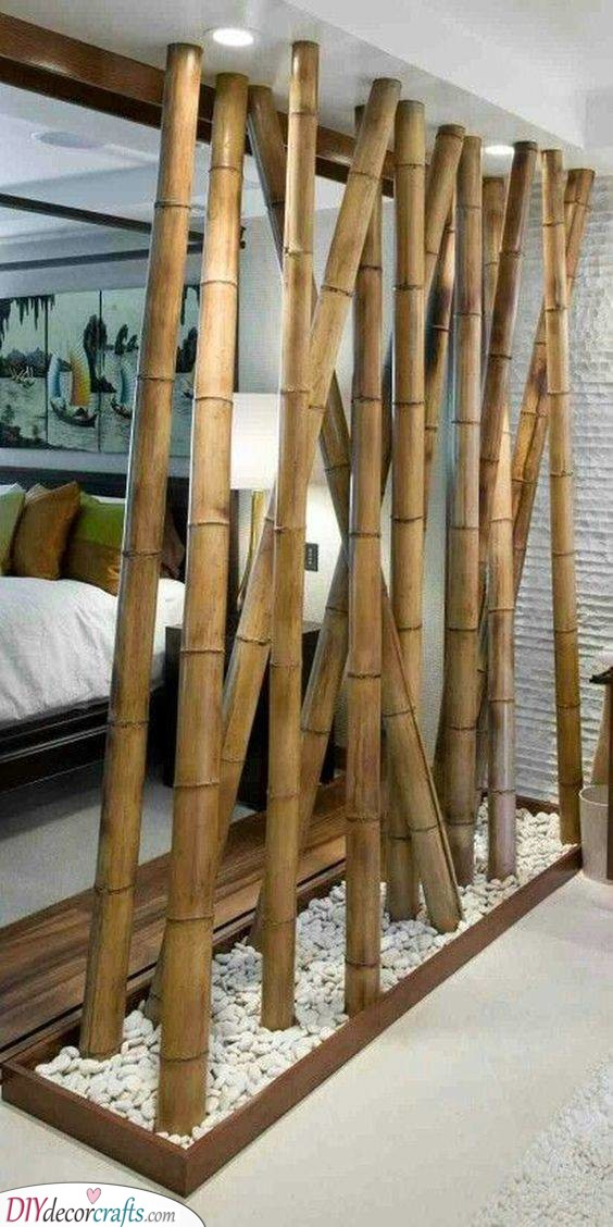 Beautiful Bamboo - An Exotic Atmosphere
