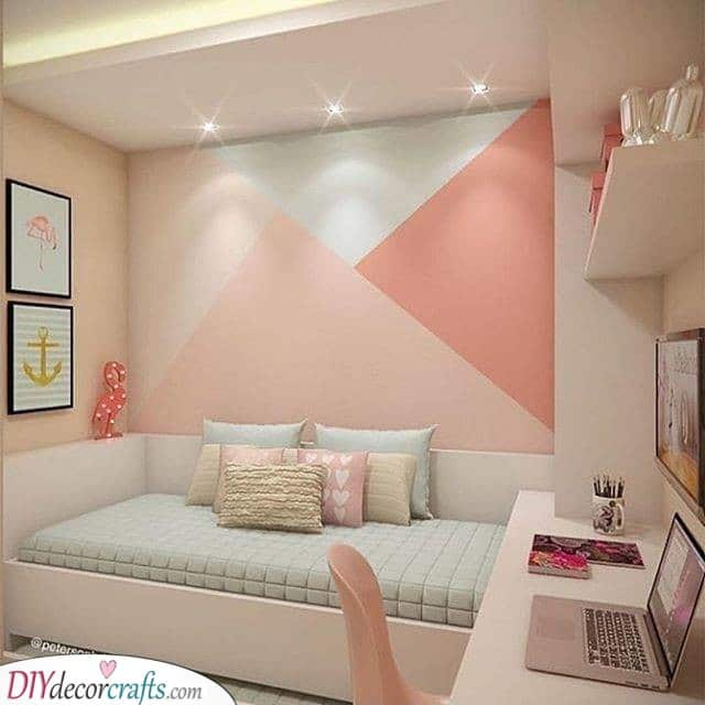 Unique and Creative - Girls Bedroom Ideas