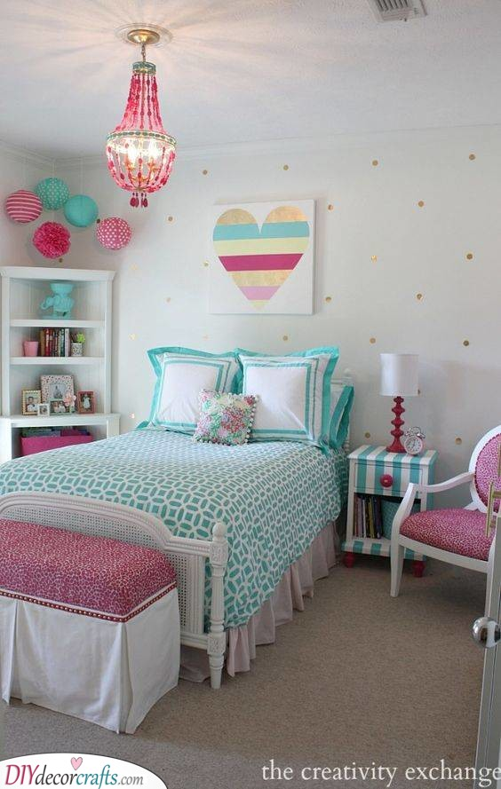 Brilliant and Bold - Combine Blue and Pink