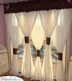 Curtain Wraps - A Sense of Style