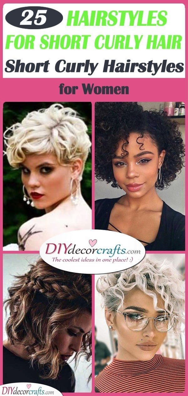 Hairstyles For Short Curly Hair 25 Short Curly Hairstyles For Black Women