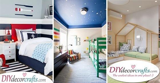 25 Toddler Boy Room Ideas Cute Little
