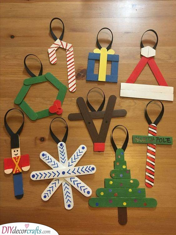 Popsicle Stick Crafts - Easy and Exciting