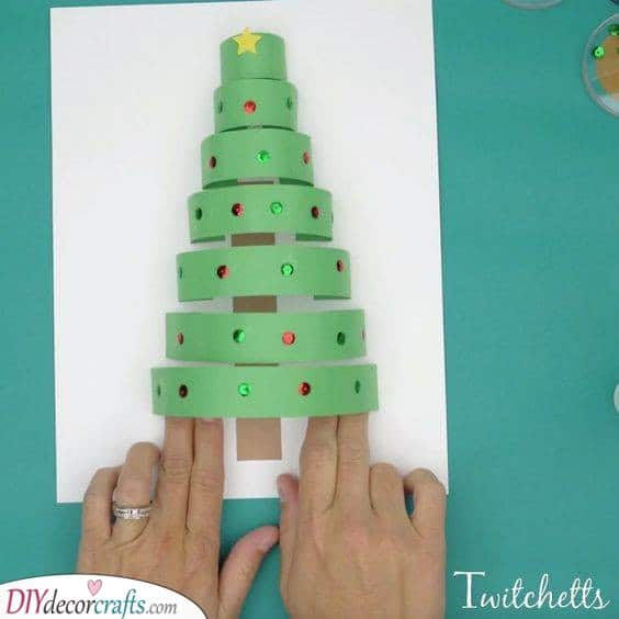 Beautiful and Simple - Christmas Craft Ideas for Kids