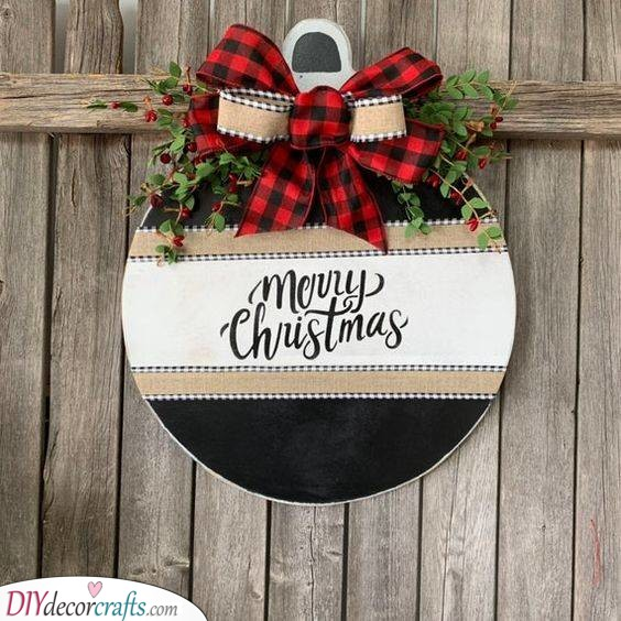 An Adorable Ornament - Perfect for the Winter Holidays
