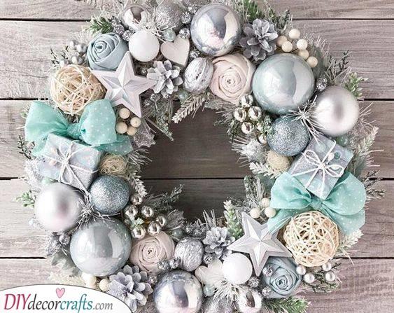 Beautiful in Silver - A Wintery Wonderland