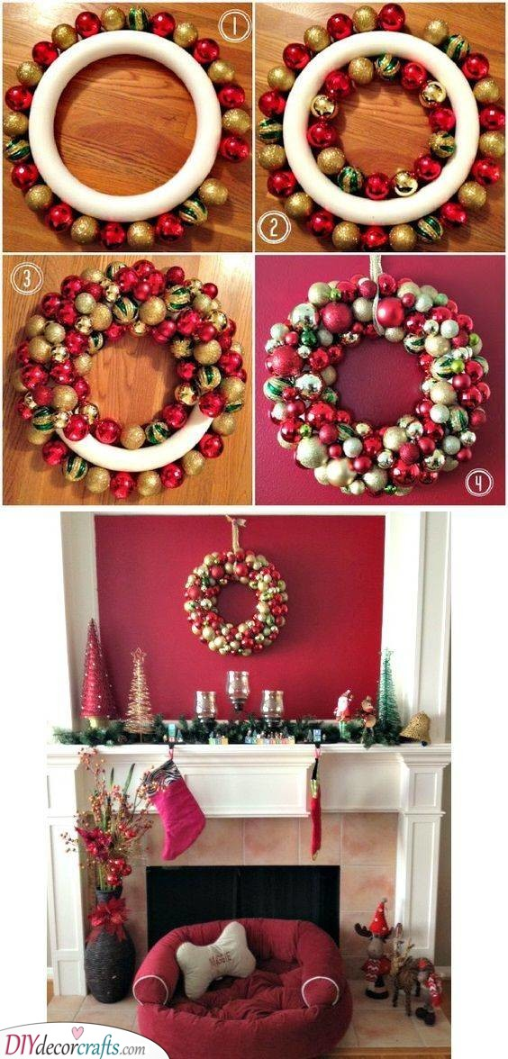 Jingle Bells - Gorgeous Christmas Door Wreaths