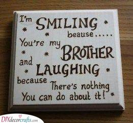 A Gift for Siblings - Best Christmas Gifts for Brothers
