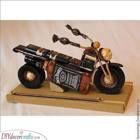 The Best Sort of Motorcycle - Drinks and Chocolate