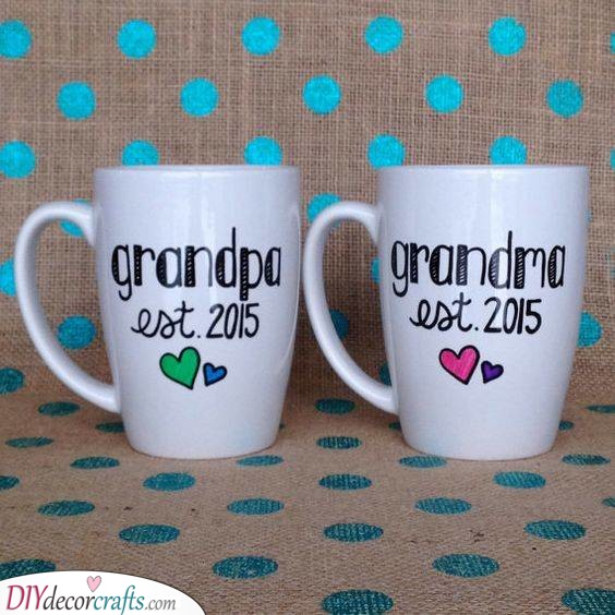 Another Mug Idea - Add Some Hearts