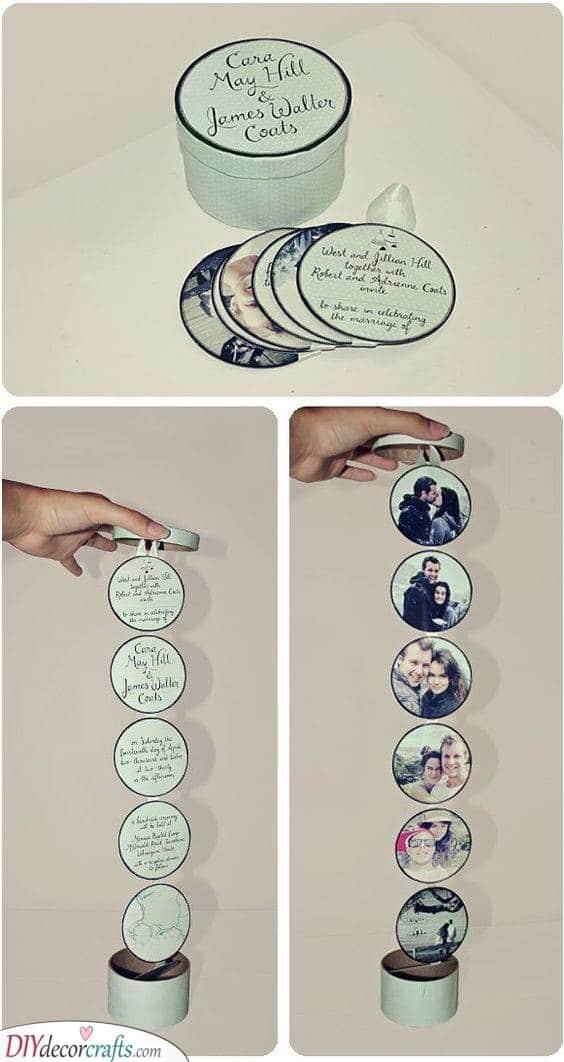A Box of Photos - Strung on a Ribbon