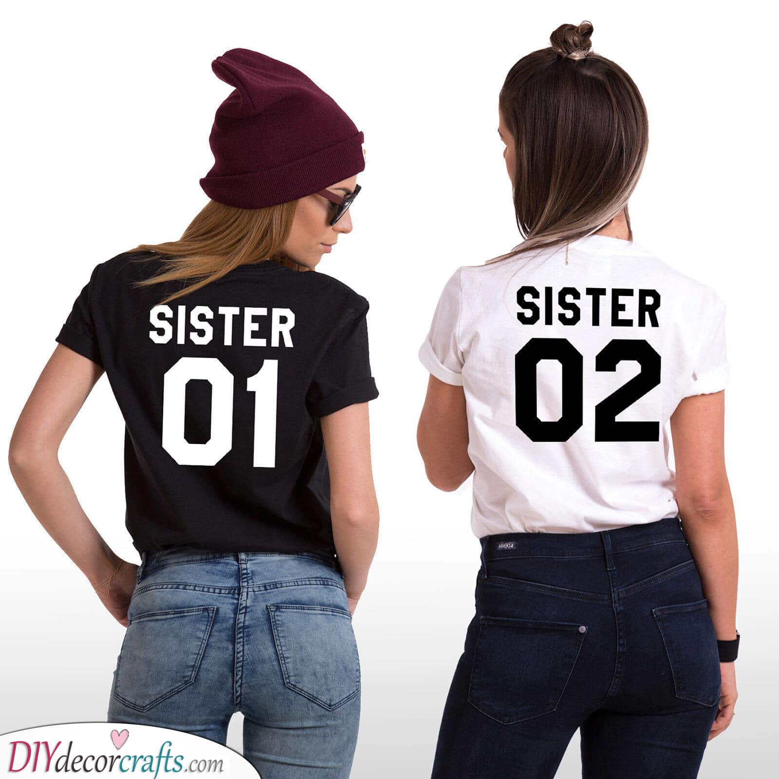 Matching T-Shirts - Perfect for Siblings