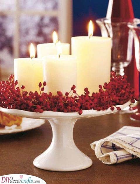 Create a Wreath - In a Festive Spirit