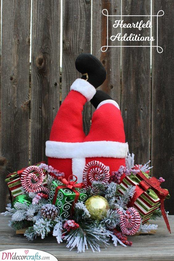 Santa Has Arrived - Funny and Cute