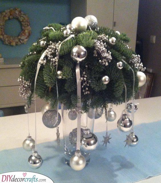 A Miniature Christmas Tree - Cute and Charming