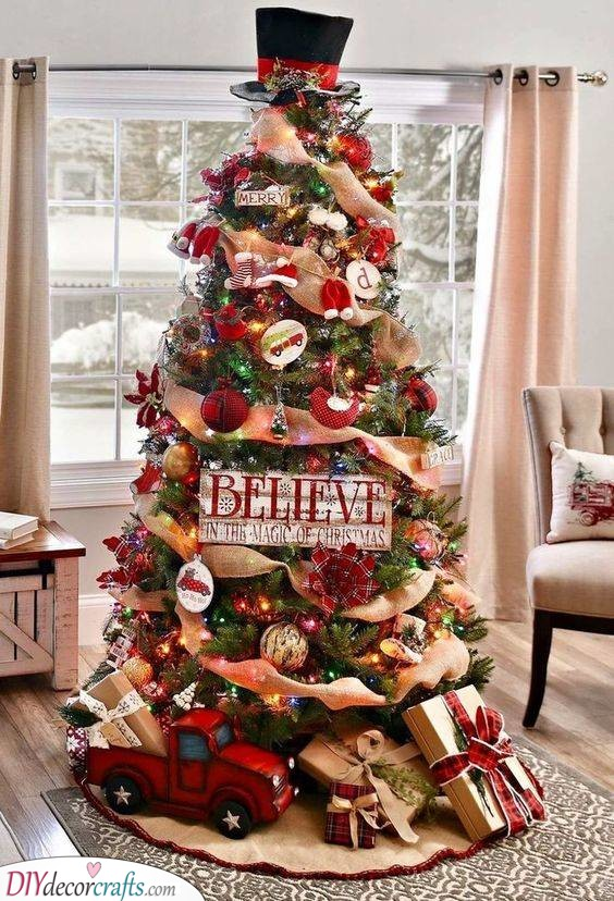 Cute and Creative - Decorating Your Tree