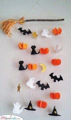 Cute and Simple - Cats, Pumpkins and Ghosts