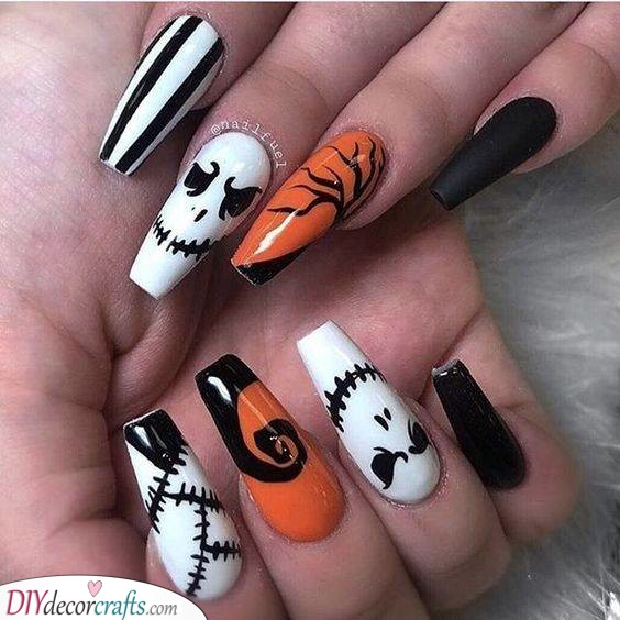 A Nightmare Before Christmas - Stylish and Creative