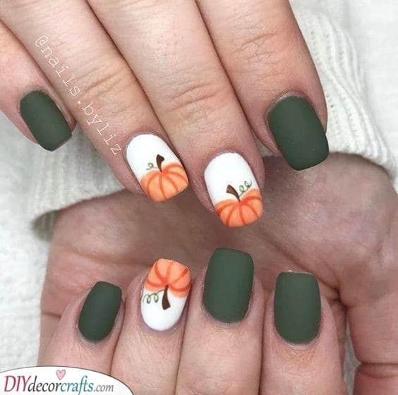 Cute Pumpkins - An Autumn Vibe