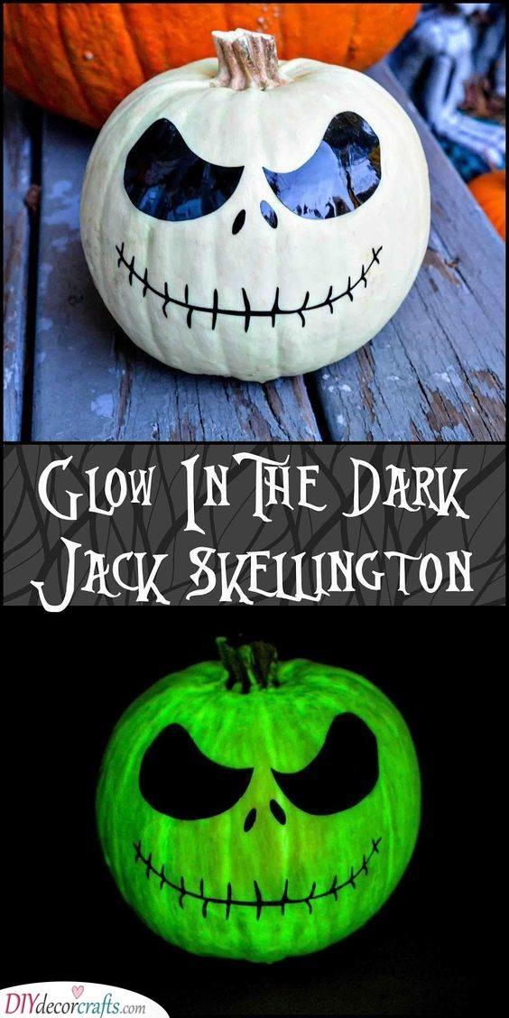 Glowing in the Dark - Jack Skellingon Idea