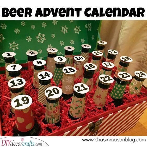 An Advent Calendar - Involving Beer