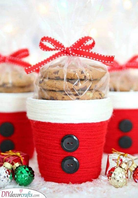 Cookies in a Cup - Christmas Presents for Boyfriend