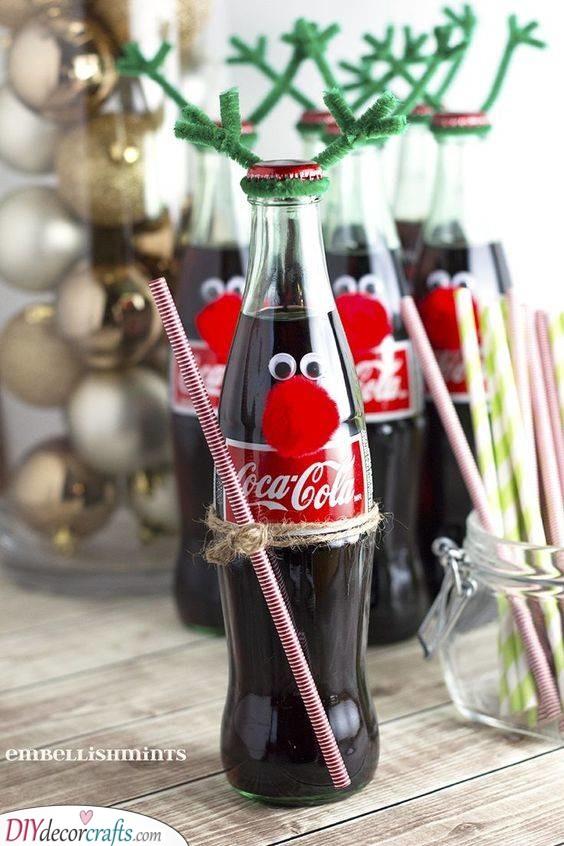 Coca Cola Reindeers - Christmas Presents for Boyfriend
