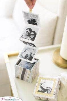 A Box of Photos - Lovely Memories