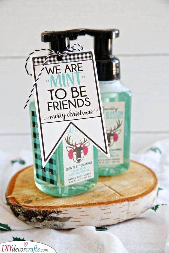 A Minty Friendship - Christmas Gift Ideas for Boyfriends