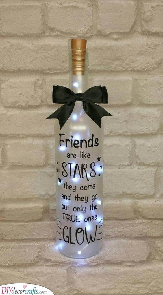 Starry Friends - DIY Christmas Gifts for Boyfriend