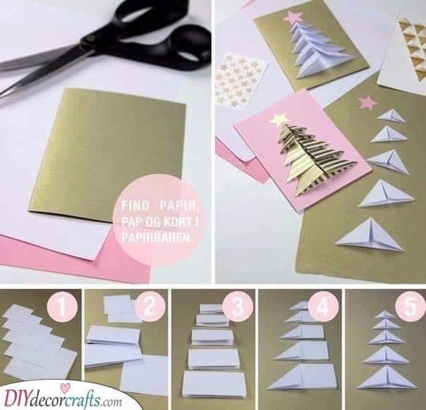 Fantastic Folds – Handmade Christmas Cards