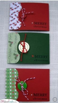 Candy Canes - Christmas Patterns