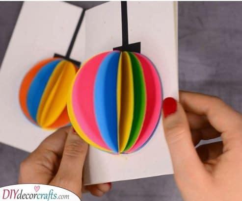 Rainbow Ornaments - Vibrant and Vivid