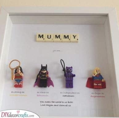 A True Superhero - Your Mother