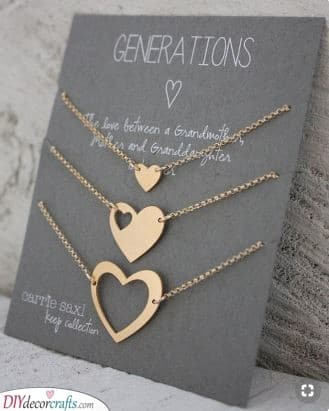 A Necklace - For Each Generation