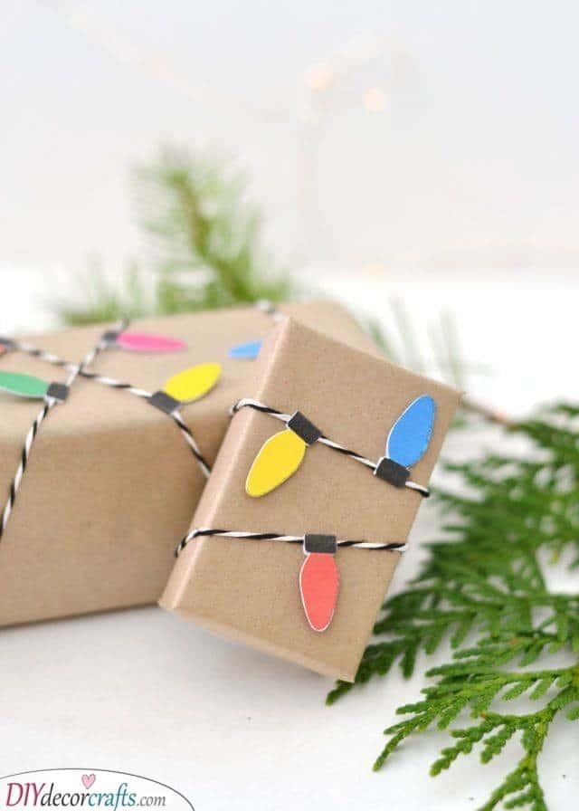 Christmas Lights - Bright and Vibrant