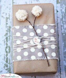 Simple and Rustic - A Touch of Nature