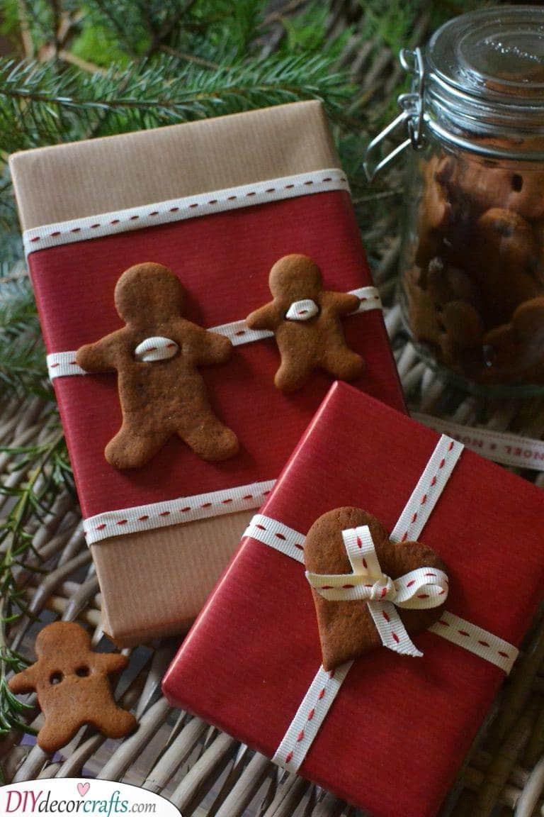 Tasty Gingerbread - Cookies of Christmas