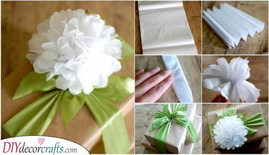 Paper Flower - A Special Effect