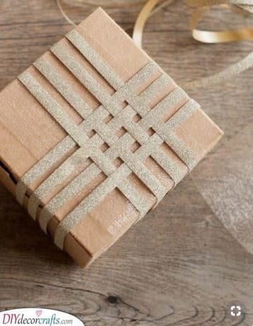 Simple and Stunning - Christmas Wrapping Ideas
