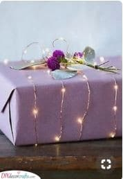 Fairy Lights - Wrapped Around the Gifts